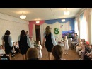 Танец с мамами Мама- роза моя танцевальная композиция в детском саду