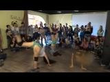 Funky SessionTWERKДарина Жигжитова vs. Бровенко Анастасия vs. Оболова Дарья