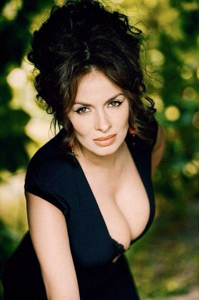 Все самые сексуальные и эротические фотки Надежда Мейхер-Грановская собрали в одном месте