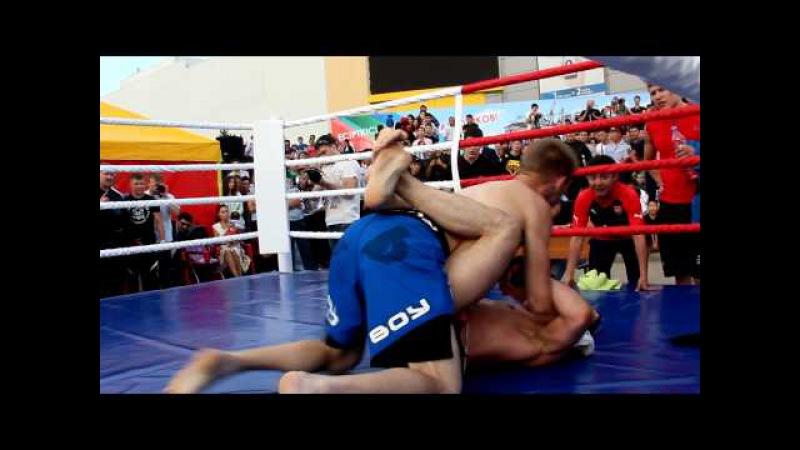 Айсен Марат vs Бялобжицкий Владимир