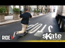 SKATE New York with Zered Bassett Series Premiere