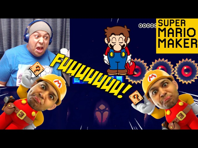 F%KING BEST LEVELS YET! [YOUR LEVELS!] [SUPER MARIO MAKER] [07]