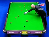 Snooker 2003 UK Championship Qf Paul Hunter vs Matthew Stevens - frame 1