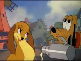 Best Disney Cartoons - Pluto , In Dutch