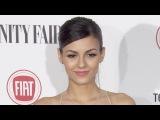 Виктория Джастис прибывает на вечер «Vanity Fair & FIAT Young Hollywood» в Лос-Анджелесе (17 февраля).