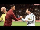 Cristiano Ronaldo and Lionel Messi - Great Friends 2015