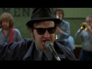 The Blues Brothers Jailhouse Rock Elvis Presley cover 1080p Full HD