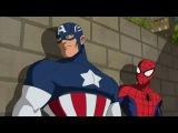 Великий Человек-паук Сезон 1, Серия 23 | Marvel
