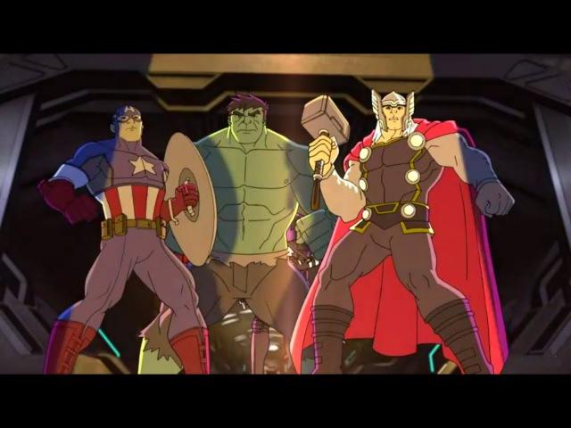 Команда Мстители - Хранители и космические рыцари - Сезон 1, Серия 22 | Marvel