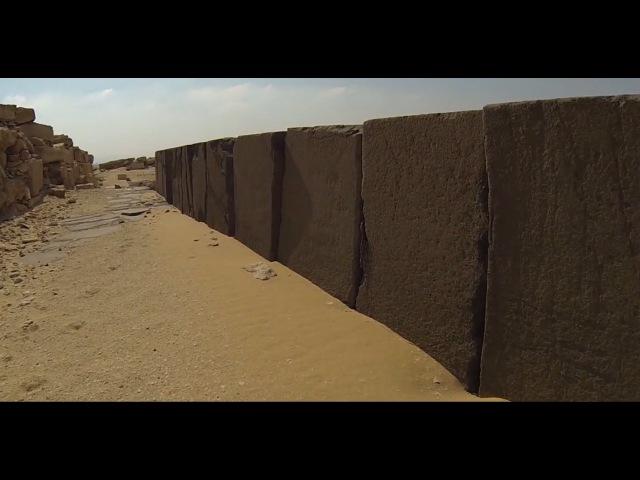 Мир древних богов Пирамиды и храмы Абусира 2