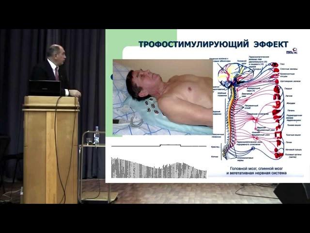 Геннадий Пономаренко - ДЭНС в физиотерапии. Основные принципы назначения.