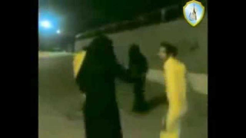 Даже никаб не защищает женщину от похотливых мусульман