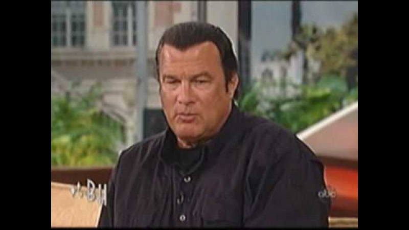 Steven Seagal He is the LawMan part 1 of 2