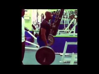 Fantastic training Asafa Powell