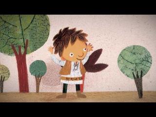 아람세계명작요술램프 7. 용감한 꼬마 재봉사(영어 애니메이션)