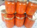Консервация Салат овощной с рисом на зиму Заготовки на зиму