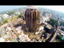 Puri Jagannath Temple Aerial View HD Full