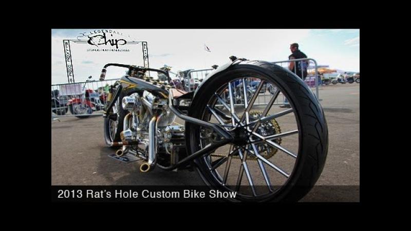 2013 Sturgis Rat's Hole Custom Bike Show - MotoUSA