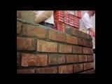 Интересное приспособление для кладки кирпича Interesting tool for bricklaying