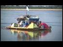 Сплав на плоту 2012 Астрахань