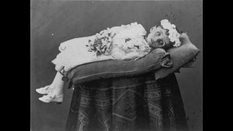 Post-Mortem - искусство смерти: традиция фотографировать умерших как живых, жуткие фо ...