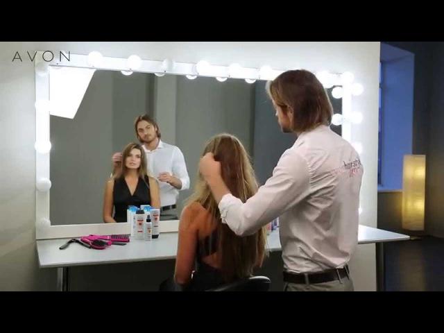 Avon Мастер-класс. Безупречная гладкость шелка для волос. Евгений Жук