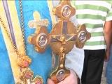 Богоявлення образу Божої Матері у селі Берегове Мостиського району, що на Львівщині. Кожний бачить, наскільки йому дозволяє віра