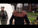 Стоянка викингов.Корж-железяка 😂😂😂