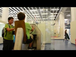 Deutsches Museum: Все хотели порулить