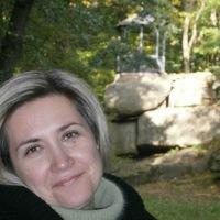 Анкета Ольга Краснова
