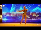 Yeva Shiyanova - Romanii Au Talent
