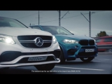 DT Test Drive  Mercedes-AMG GLE 63 Coupe vs BMW X5 M