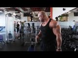 Мастер-класс Victor Martinez. Тренировка мышц груди.