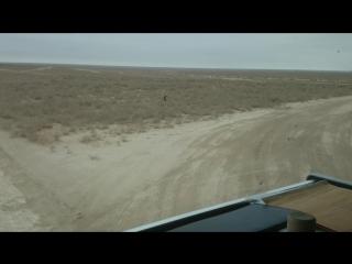 по дорогам Туркмении
