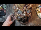 Армия Франкенштейна. Шлем-маска на одного из монстров из фильма.