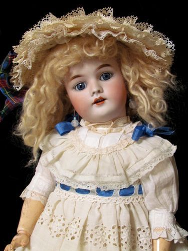 how to clean antique dolls