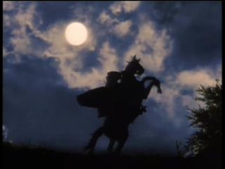 Зорро (1957, заставка сериала)