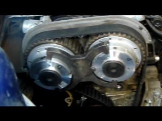 Замена ремня ГРМ на Форд Фокус 2