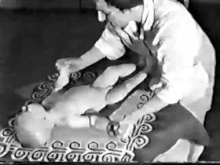 Массаж для детей в возрасте от 6 до 10 месяцев. Курс массажа для малышей обучение
