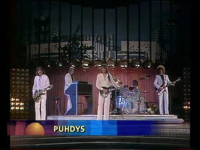 Puhdys - Alt wie ein Baum (GDR 1976)