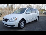 2007 Hyundai Entourage Limited (Handicap Adapted) Start Up, Engine, and In Depth Tour