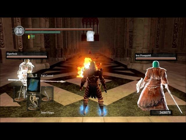 Dark Souls - Assorted Cosplay Trickery