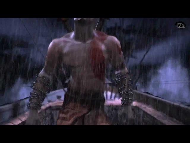God Of War История Кратоса