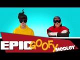 EPIC GOOFY MEDLEY!! - Peter Hollens & Stuart Edge