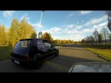 Peugeot 205 GTI 2.0 Turbo ( T16 ) vs. Golf II VR6 synro NDL-Motorsport