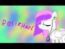 MLP: Рисовашки от Рози и Луняшки| Шапка для канала