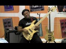 Aguilar Amplification Master Class- Bassist Anthony Wellington's Infinite Field of Ideas