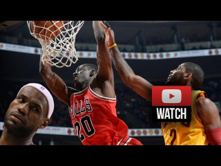 Tony Snell Full Highlights vs Cavaliers () - 22 Pts, Guarding Lebron!