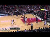 Derrick Rose Full Highlights vs Suns (2015.02.21) - 16 Pts, 5 Ast