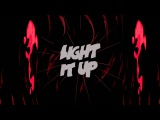 Major Lazer - Light It Up (feat. Nyla Fuse ODG) [Remix] (Official Lyric Video)